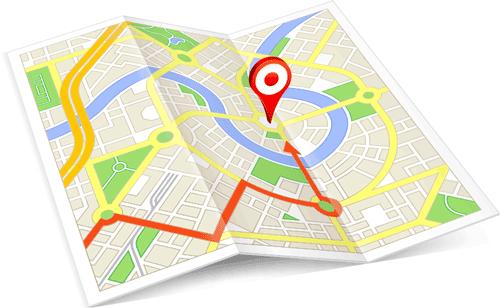 hitta till oss via Google Maps