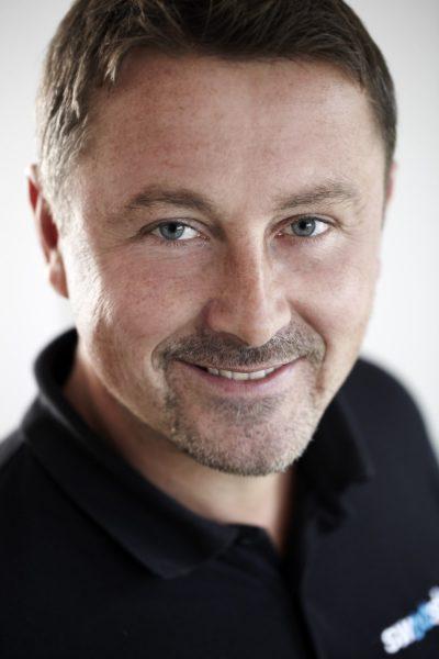 Mikael Gruffman, VD Swoosh