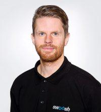 Johan Brännström, Platschef, Swoosh