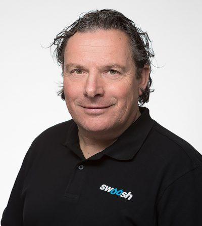 Henrik Sjölin, Regionchef / Delägare, Swoosh
