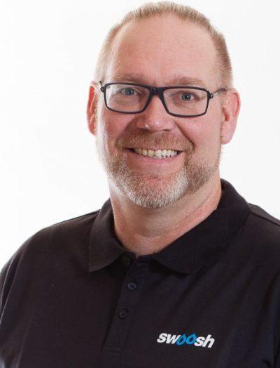 Andreas Bärgård, Regionchef / Delägare, Swoosh