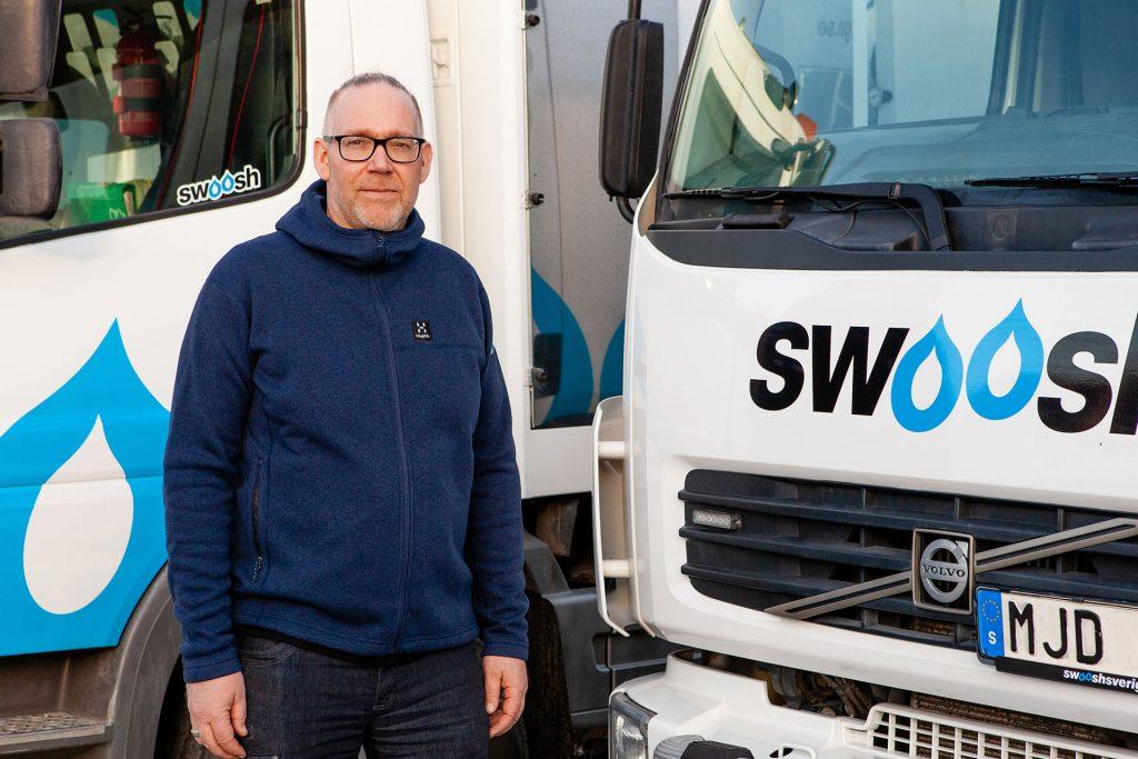 Andreas Bärgård - Swoosh